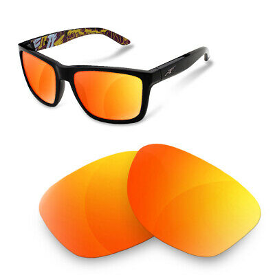 POLARIZED Metallic Blue Replacement Lenses for Arnette Witch Doctor AN4177