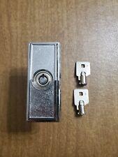 Large T Handle Vending Machine Quarter Turn Push Lock Includes Ace Keys