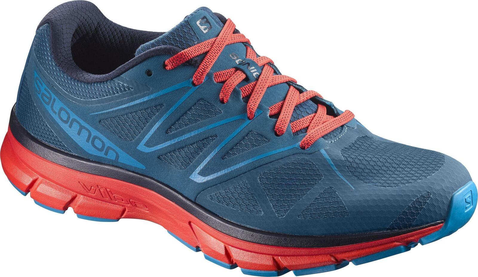 Salomon Sonic Mens Running shoes - bluee