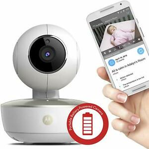 Motorola Wi-Fi Baby Monitor Camera 2 ( Model : MBP 88 Connect )