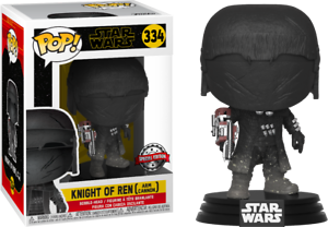 Knight-of-Ren-with-Arm-Cannon-STAR-WARS-Funko-Pop-Vinyl-New-in-Mint-Box-P-P