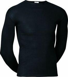 ABOUT 95/% Tec Merino Wool Ultra Soft Woman Longsleeve Thermal Shirt Made In EU