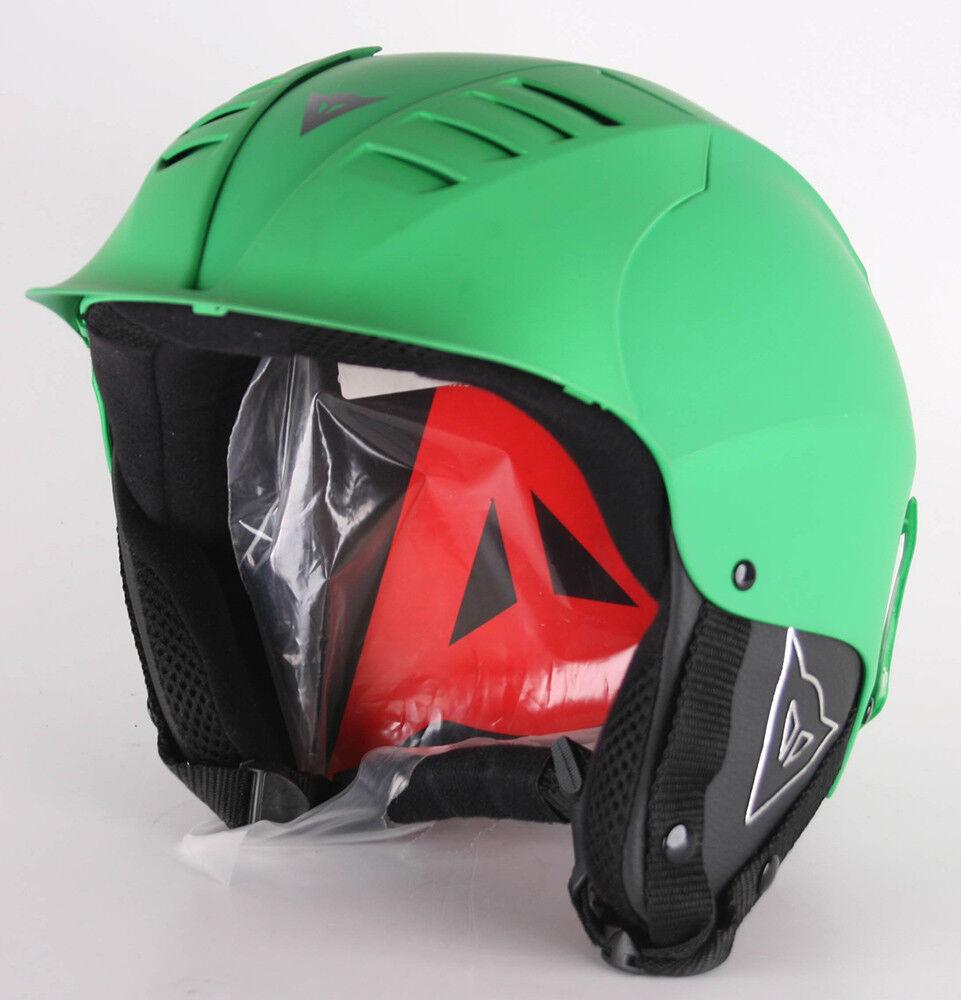 Dainese Jet Helm Freeride Helmet, green,Größe  S 56 cm Skihelm Snowboradhelm