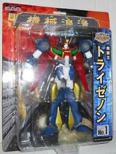 "Invincible King Tri-Zenon-Muteki-Ō Torai-Zeno Robo 7.5 "" Figure Mr-5 No.1   2001"