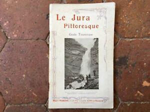 Il jura Scenic Guida Tour Revy-Romand Lons-le-Saunier Inizio 1900