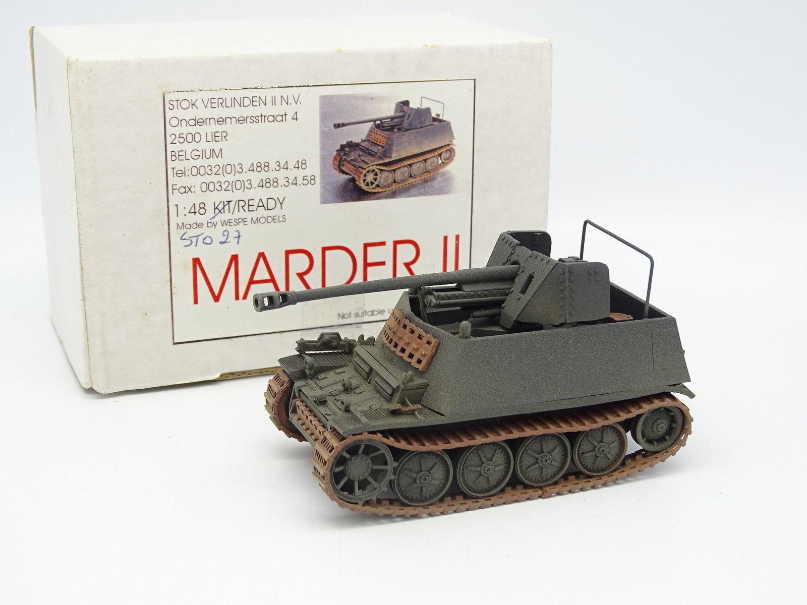 Stok Verlinden 1 48 - Tanque Tank (Tanque) Marder II