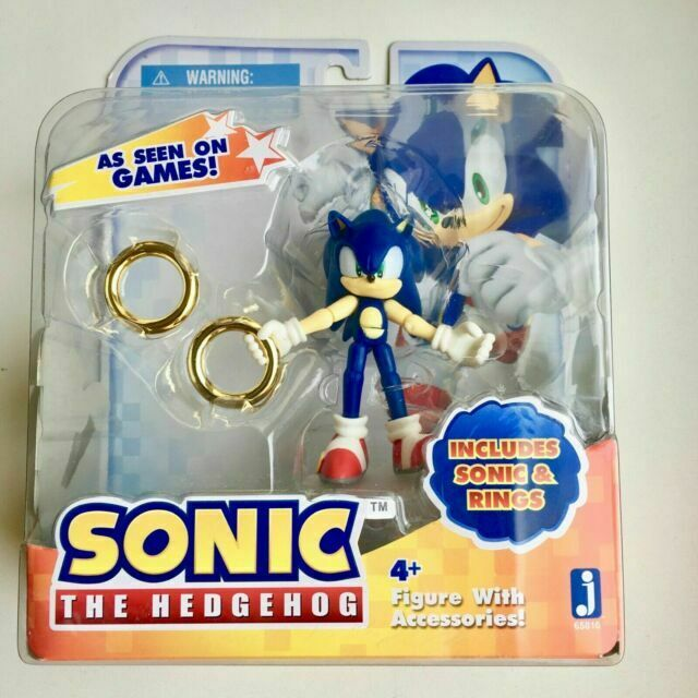 Jazwares Sonic The Hedgehog Action Figure For Sale Online Ebay