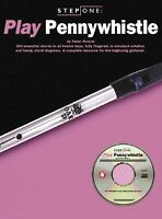Step One: Play Pennywhistle Book And Cd 014031467
