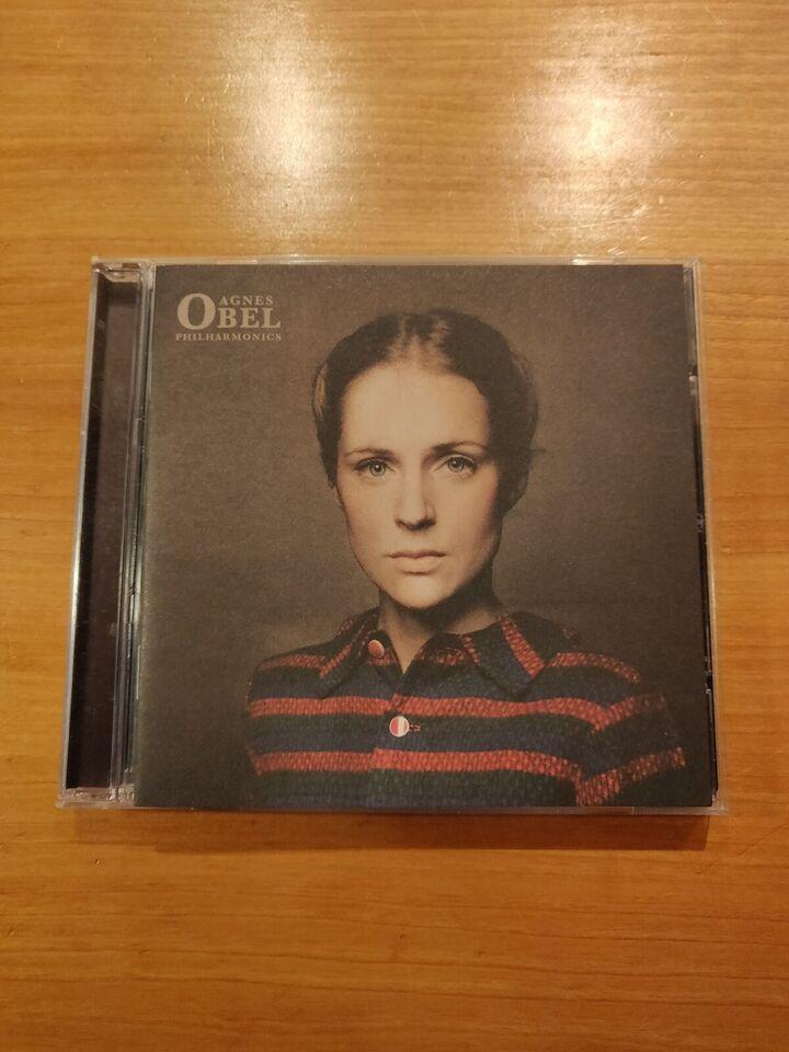Agnes Obel: Philharmonics, pop