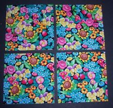 "40 Mary Engelbreit  4"" Quilt Squares Cotton Fabric Quilting*USA****"
