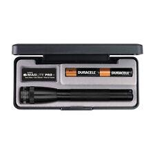 Maglite LED Mini Maglite 2-Cell AA Pro+ Black Flashlight - New - Model SP+P017