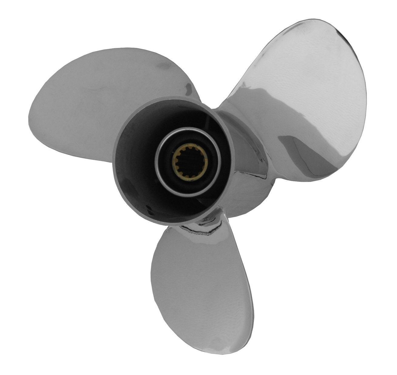 II-WAHL, SOLAS Propeller Edelstahl  11 5/8  Edelstahl x 11 für Honda 35; 40; 45; 50 & 60 PS 2b8a0e
