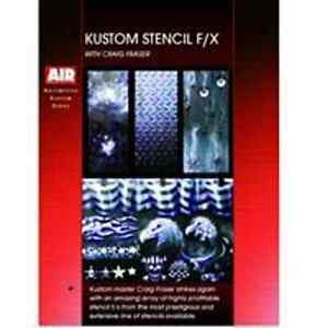 Kustom-Stencil-F-X-Airbrush-Painting-DVD-by-Craig-Fraser-by-Airbrush-Action