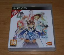 Tales of zestiria Game for Sony PS3 Playstation 3