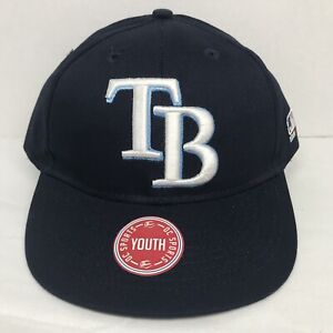 Details about Tampa Bay Rays Hat MLB Adjustable Baseball Cap Youth