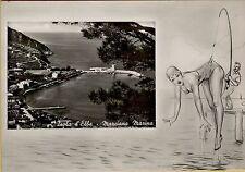 140143 isola d' elba marciana marina donna pescata humor