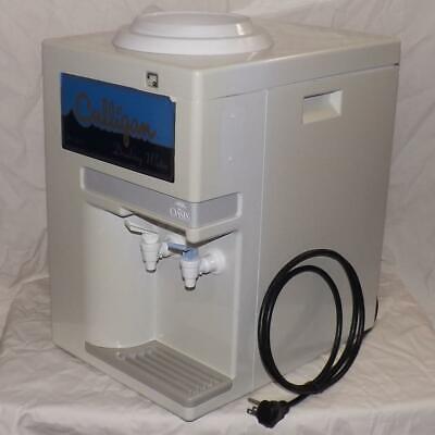 Culligan Oasis Countertop Water Cooler Dispenser Blf1ctk