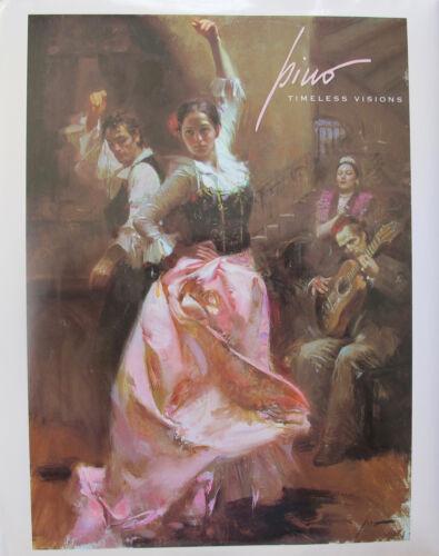 PINO DAENI Timeless Visions 2007 Hardcover Art Book Vicky Stavig BRAND NEW!
