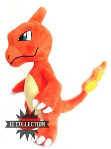 Details About Pokemon Pokémon Plush 35 Cm Doll Charizard Charmander Reptincel Glutexo Show Original Title
