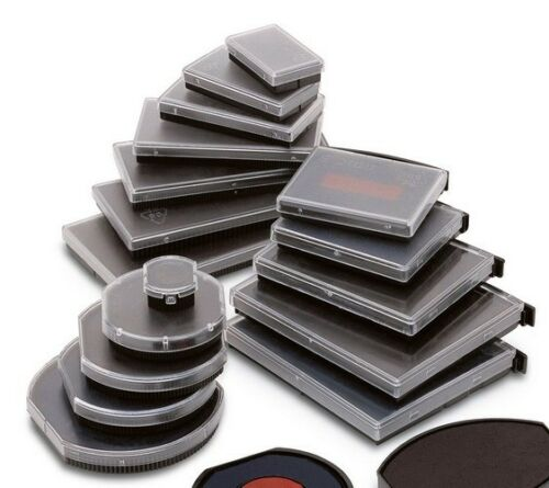 Single Colors Printer IQ 40 COLOP Rubber Stamp Replacement Ink Pads E//40