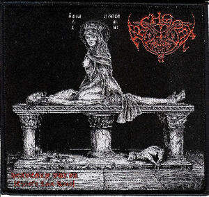 Archgoat-Heavenly-Patch-Black-Metal-Blasphemy-Revenge-Conqueror-Bathory-Venom