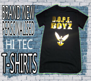 GOLD-PERSONALISED-ADULT-STAG-HEN-KIDS-CUSTOM-TEE-PRINTED-T-SHIRT-ANY-TEXT-NEW