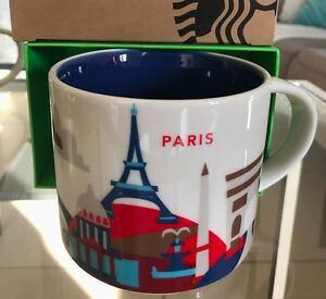 City Here' Paris About Yah MugFrance 'you Details Are Starbucks Coffee JFcK1l