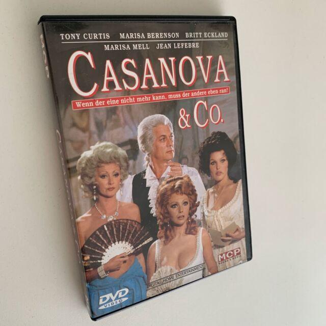 Casanova & Co. (2004) DVD n3932