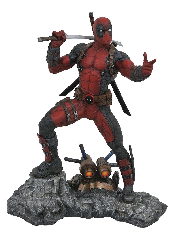 Diamond Select Toys Marvel Premier Collection Deadpool Resin Statue