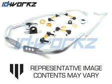 WHITELINE FRONT & REAR ANTI ROLL BARS HEAVY DUTY ADJUSTABLE FOR NISSAN 370Z Z34
