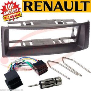 Renault-Megane-II-2-Scenic-radio-diafragma-radio-marco-diafragma-kit-completo