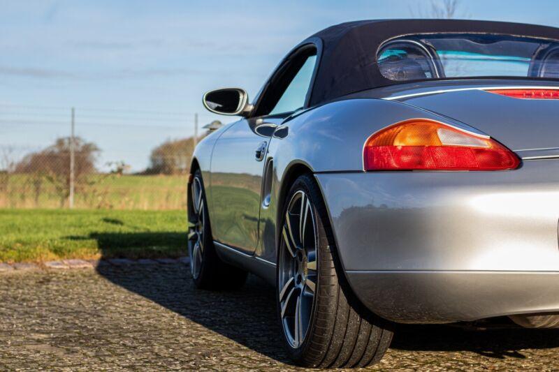Porsche Boxster Tiptr. - 9