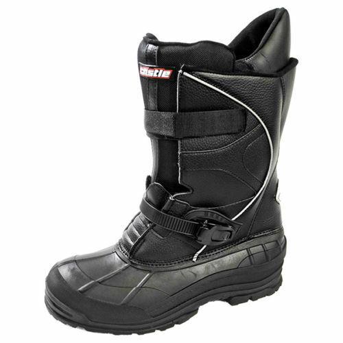 Castle X Platform G3 Snowmobile Boots  *7* Black