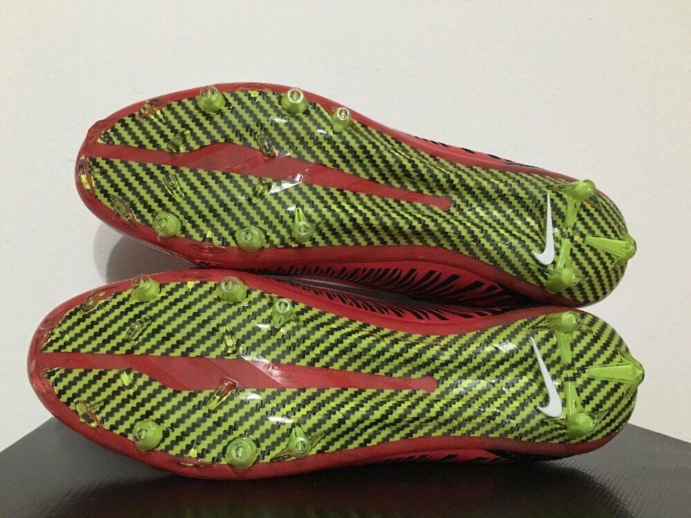 Nike vapor - elite 2014 td - spiel rot rot rot - schwarz - weiße sz 14 [631425-600] + tasche 1b28dc