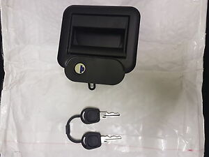 Swift Bessacarr Autotrail Lunar Hymer S motorhome door lock handle with keys