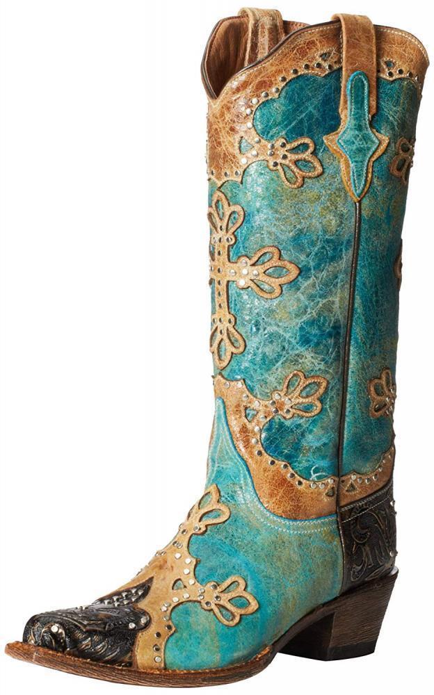 Men's/Women's Ferrini Women's Embossed Diva Western Boot Various styles Cheaper than the price Full range of specifications