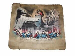 "Jesus Christ Last Supper Dinner Christian Fleece Throw Blanket 50"" x 60"""