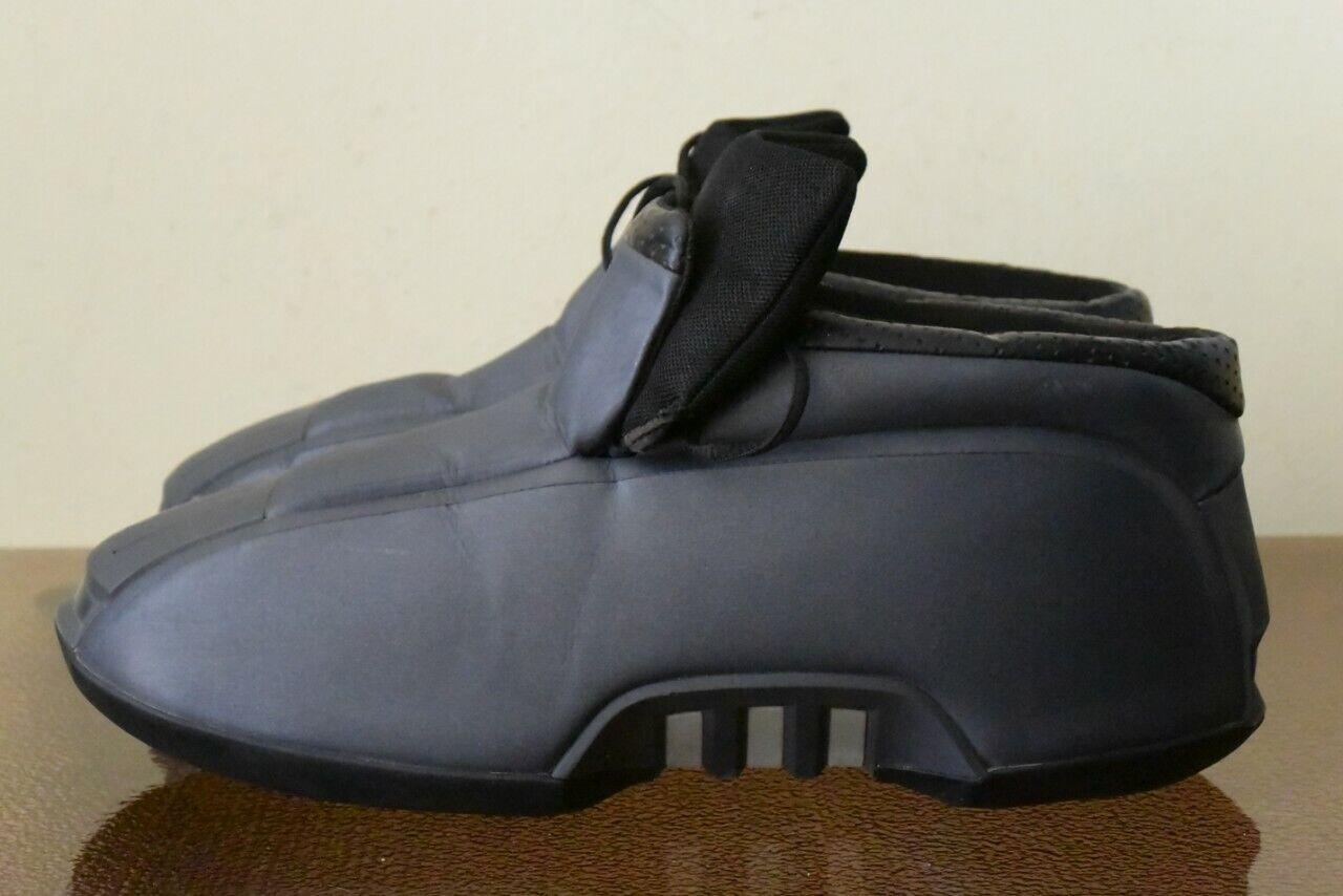 2001 Adidas Kobe Two 2 gris Negro 677387