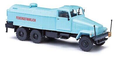 Busch 51552 H0 Ifa G5´60 Autocisterna 1550, Benzina Autocisterna, Blu #neu In Ovp #-n, Blau #neu In Ovp# It-it Mostra Il Titolo Originale