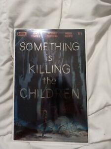 Boom Studios SOMETHING IS KILLING THE CHILDREN #1 LCSD 2020 Foil Variant