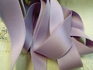 1-034-WIDE-100-COTTON-DF-SATEEN-RIBBON-LAVENDER-2-YARDS-3-50