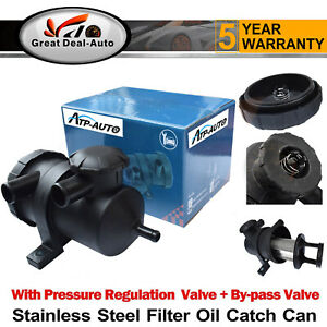 200-Oil-Catch-Can-fit-Hilux-Triton-MQ-GU-GQ-Patrol-ZD30-NAVARA-D40-Turbo-Diesel