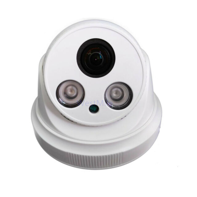 HJT 720P Smoke Detector IP Camera Mini Indoor Security HD Network P2P 2.8mm lens