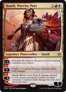 Huatli, Warrior Poet x4 PL Magic the Gathering 4x Ixalan mtg card lot