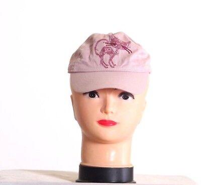 Abile Benetton Per Neonate Cappelli E Berretti Sun Protection 100% Cotone Viola Con Gatto (35)-mostra Il Titolo Originale Forma Elegante