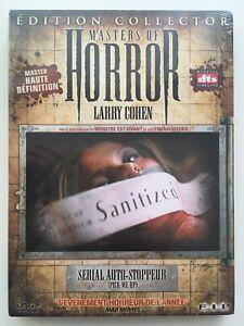 Serial-auto-stoppeur-DVD-NEUF-SOUS-BLISTER-Film-d-039-horreur-de-Larry-Cohen