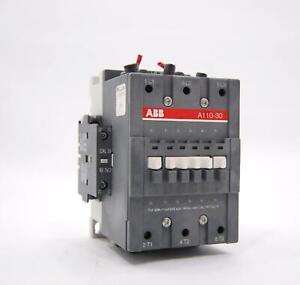 1pcs NEW ABB Contactor A110-30-11 AC 220V in box Free