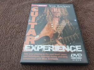 Lick-Library-Wim-Roelants-039-Guitar-Experience-Gitarre-DVD-Region-0
