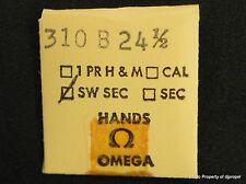 Vintage ORIGINAL OMEGA 310 B 24 1/2 Hand! Blue Sweep Second Hand !