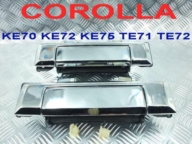 DOOR HANDLE L&R TOYOTA COROLLA KE70 KE72 KE75 TE71 TE72  Hilux LN50 LN56 LN60